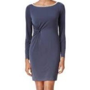 Jessica Simpson Grey Dress